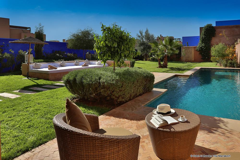 Al maaden villa hotel spa marrakesch hotel marrakech 5 star hotel marrakech