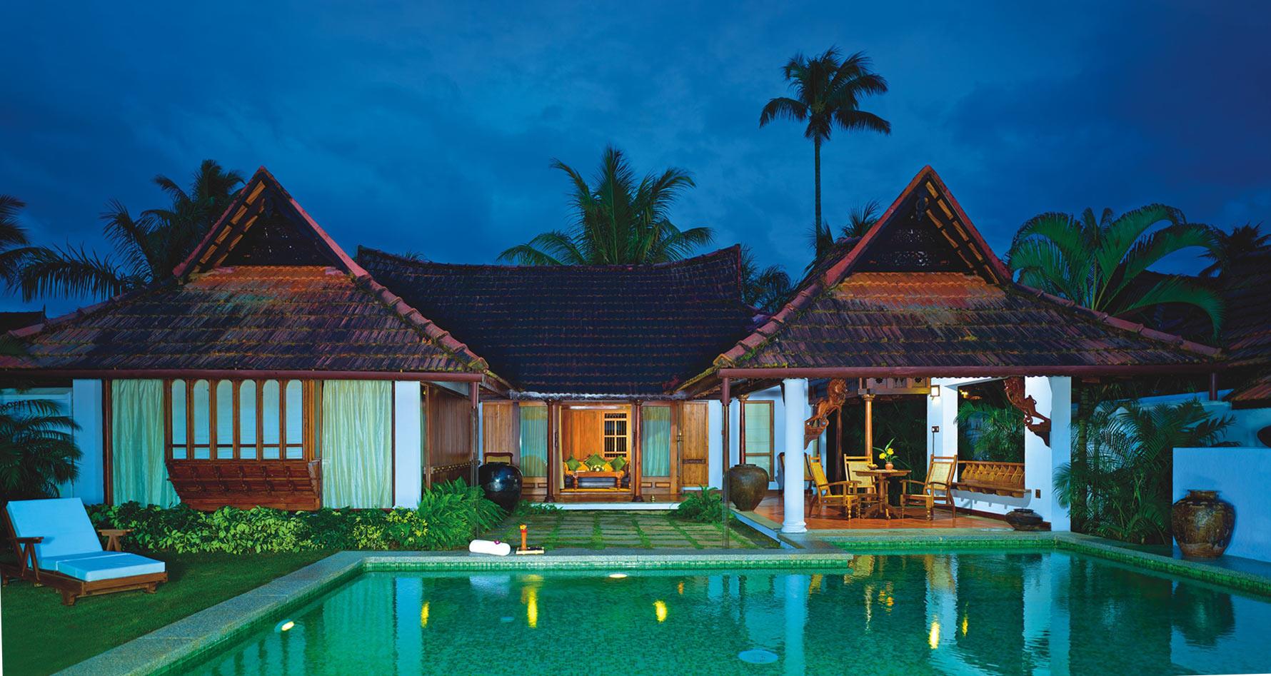 Kerala 5 Star Hotels And Resorts Newatvs Info